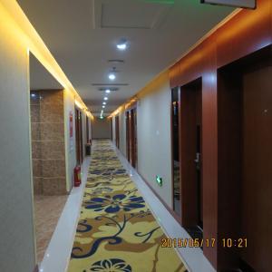 Auberges de jeunesse - JUNYI Hotel Hebei Hengshui Zaoqiang Daying Town Zhanqian Street
