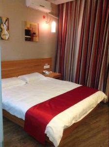 Thank Inn Chain Hotel Jiangsu Xuzhou Jiawang Century Square, Hotely  Quanhe - big - 6
