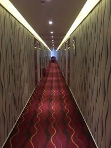Thank Inn Chain Hotel Jiangsu Xuzhou Jiawang Century Square, Hotely  Quanhe - big - 8