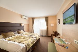 Hotel Honti, Отели  Вишеград - big - 18