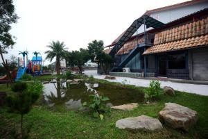 The Tiles Garden Yilan B&B, Homestays  Dongshan - big - 50