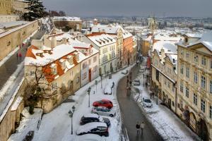 Golden Star, Hotely  Praha - big - 48