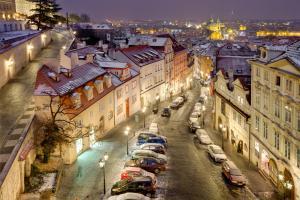 Golden Star, Hotely  Praha - big - 47