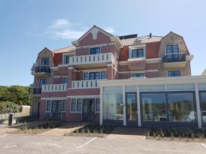 Hotel Bosch En Zee, Szállodák  Domburg - big - 16