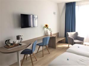 Hotel Bosch En Zee, Szállodák  Domburg - big - 13