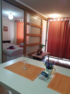 Departamento en zona turística y principal, Apartments  Santiago - big - 5
