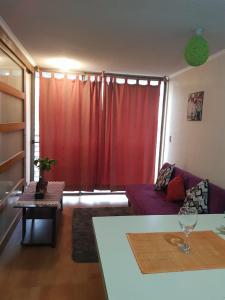 Departamento en zona turística y principal, Apartments  Santiago - big - 3