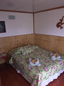 Cabanas Hinariru Nui, Chaty v prírode  Hanga Roa - big - 34