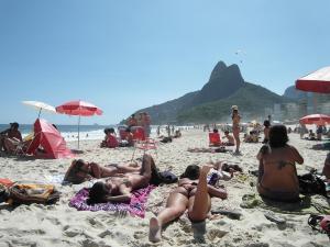 Copacabana 100m da Praia - Río de Janeiro