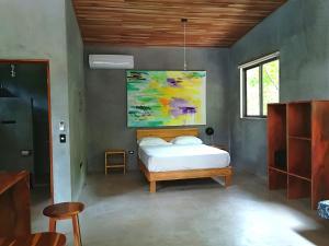 Shakti, Apartmány  Pláž Santa Teresa - big - 8