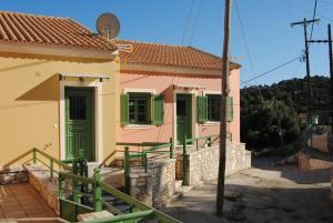 Villa Tati, Дома для отпуска  Kastós - big - 72
