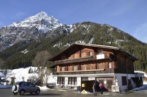 Albergues - Hotel Restaurant Spillgerten Diemtigtal