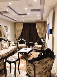 Zahrat Al Mamora, Apartmány  Alexandria - big - 14