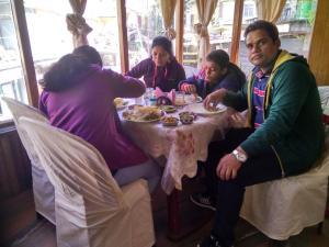 Tashi Gyaltsen, Hotels  Pelling - big - 23