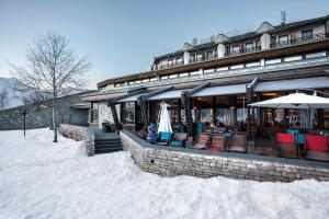 Marco Polo Hotel Gudauri - Accommodation