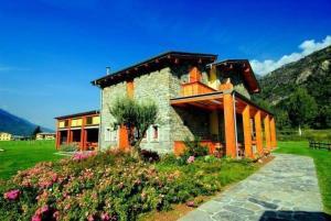 Agriturismo il Capretto, Vidéki vendégházak  Dazio - big - 15