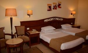 Standard Double Room Regency Plaza Aqua Park and Spa Resort