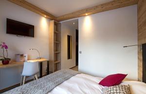 Hotel Les Mélèzes, Hotely  Les Deux Alpes - big - 2