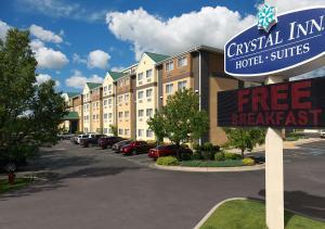 Crystal Inn Hotel & Suites - M..