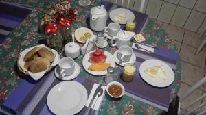 Alojamiento Soledad, Bed & Breakfast  Huaraz - big - 41