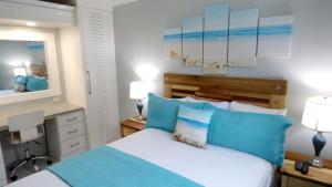 Beach One Bedroom Suite A20 - St Mary