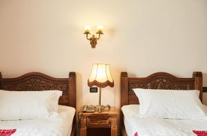 Brilant Antik Hotel, Hotely  Tirana - big - 41