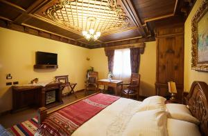 Brilant Antik Hotel, Hotely  Tirana - big - 63
