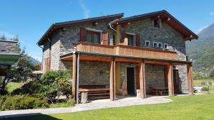 Agriturismo il Capretto, Vidéki vendégházak  Dazio - big - 20