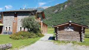 Agriturismo il Capretto, Vidéki vendégházak  Dazio - big - 17