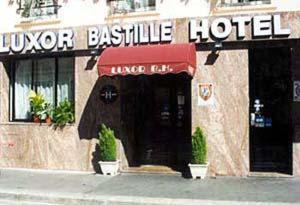 Luxor Bastille Hotel, Hotely - Paříž