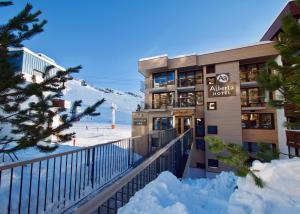 Alberta Hotel - Val Thorens