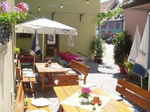Gasthof & Hotel Goldene Krone, Szállodák  Iphofen - big - 17