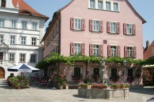 Gasthof & Hotel Goldene Krone, Szállodák  Iphofen - big - 19