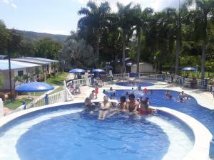 Hotel Campestre Las Palmas Girardot, Hotely  Girardot - big - 57