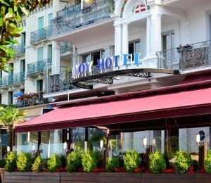 Savoy Hôtel Evian - Hotel - Évian-les-Bains