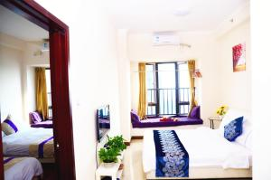 Guangzhou Bin Ke International Apartment Pazhou Branch, Appartamenti  Canton - big - 25