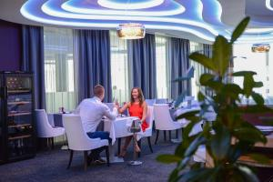 Aura Hotel Adults Only, Hotely  Balatonfüred - big - 42