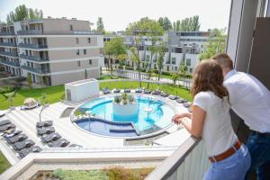 Aura Hotel Adults Only, Hotely  Balatonfüred - big - 19