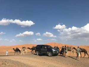 Riad Dar Bab Todra, Riads  Tinghir - big - 74