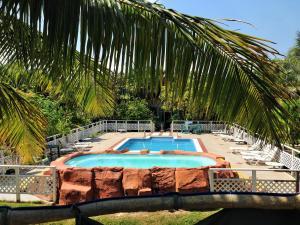 Hotel Costa Azul Faro Marejada, Szállodák  Puerto Cortes - big - 32