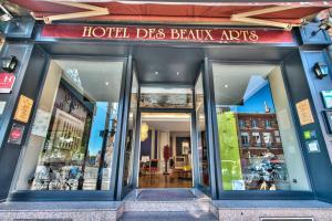 Auberges de jeunesse - Boutique Hôtel des Beaux Arts