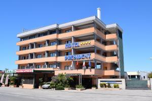 obrázek - Hotel President Pomezia