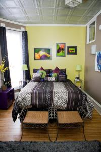 The Muse Gallery Guesthouse, Bed & Breakfast  Milwaukee - big - 14