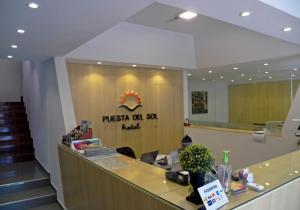 Hotel Puesta del Sol, Hotels  Encarnación - big - 73