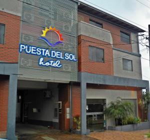 Hotel Puesta del Sol, Hotels  Encarnación - big - 72