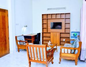 Le Chateau - Within Lake & Park, Guest houses  Dhaka - big - 11