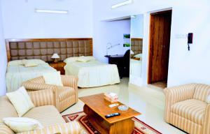 Le Chateau - Within Lake & Park, Guest houses  Dhaka - big - 9