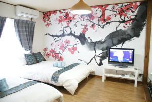 Sakura Apartemnt 0-13, Nyaralók  Oszaka - big - 2