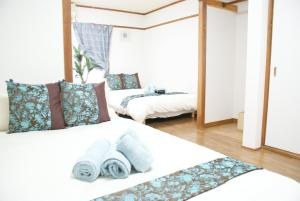 Sakura Apartemnt 0-13, Nyaralók  Oszaka - big - 4