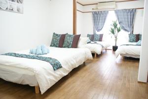 Sakura Apartemnt 0-13, Ferienhäuser  Osaka - big - 5